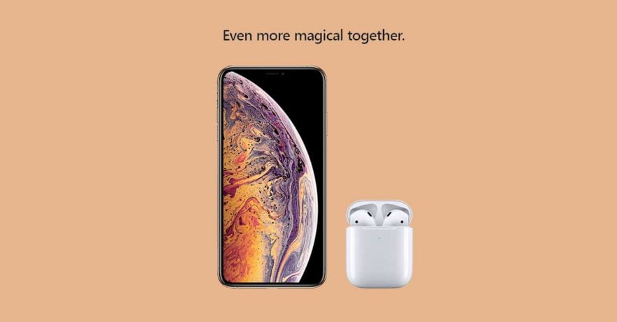 Apple iPhone XS Max and iPhone XS lower price with free 2nd-gen Apple Airpods via Revu Philippines