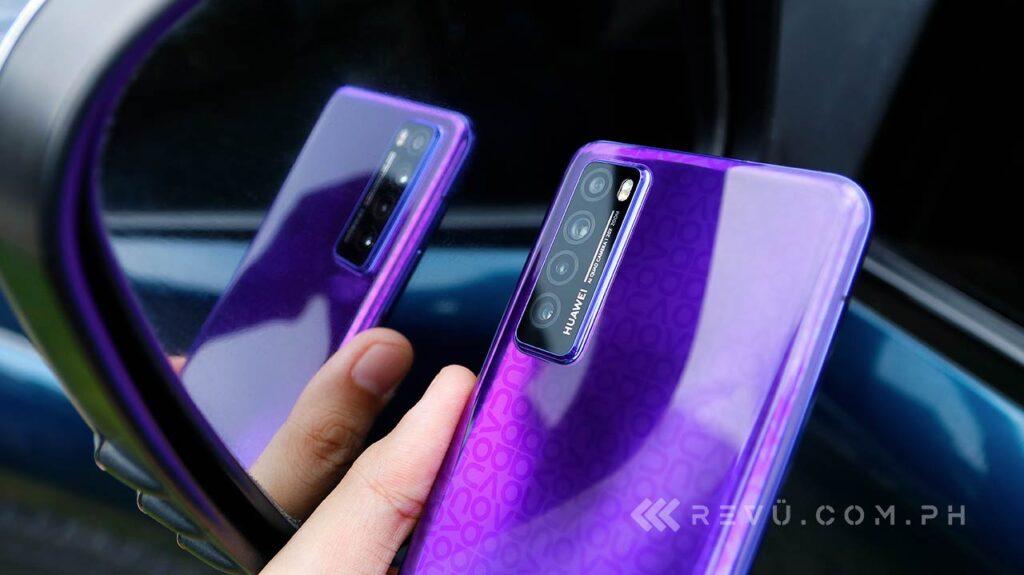 Huawei Nova 7 5G review, price, and specs via Revu Philippines