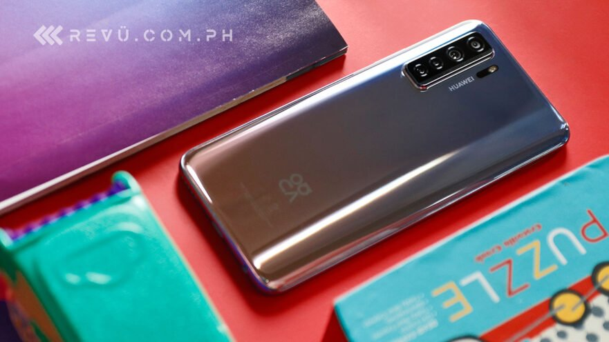 Huawei Nova 7 SE 5G review, price, and specs via Revu Philippines