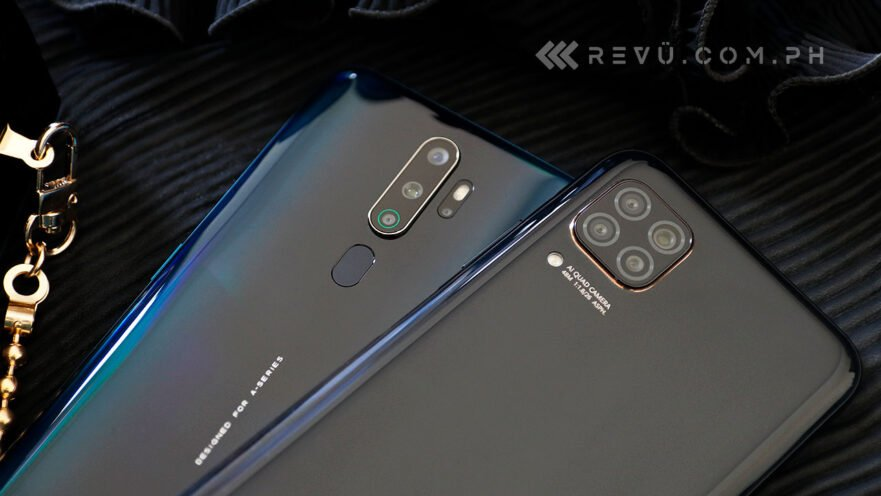 Huawei Nova 7i vs OPPO A9 2020: A comparison review by Revu Philippines