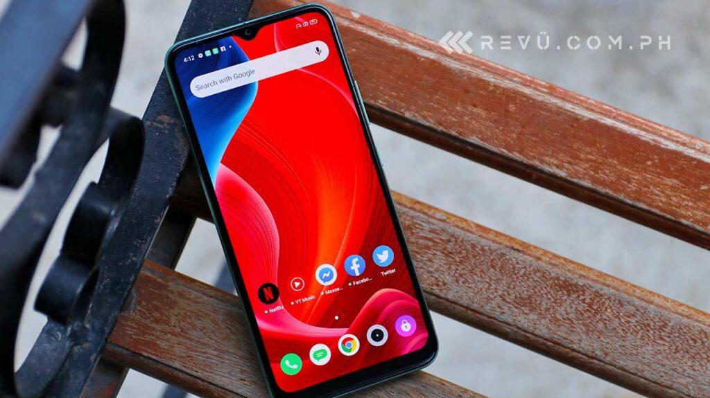 Realme C11 review, price, and specs via Revu Philippines
