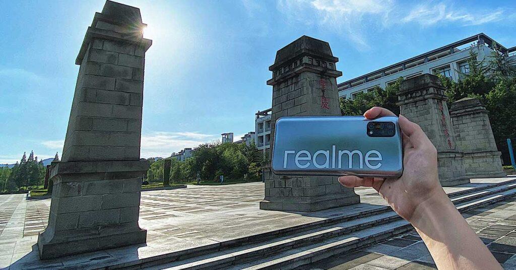 Realme V5 price and specs via Revu Philippines