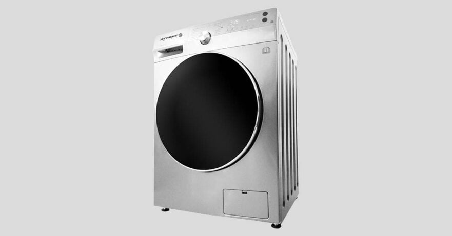 XTREME Frontload Combo Washer and Dryer: The appliance's price and specs via Revu Philippines