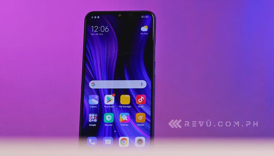 Xiaomi Redmi 9 review, price, and specs via Revu Philippines