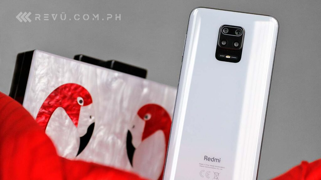 Xiaomi Redmi Note 9 Pro review, price, and specs via Revu Philippines a