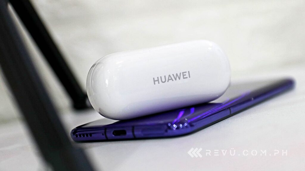 Huawei FreeBuds 3i review, price, and specs via Revu Philippines