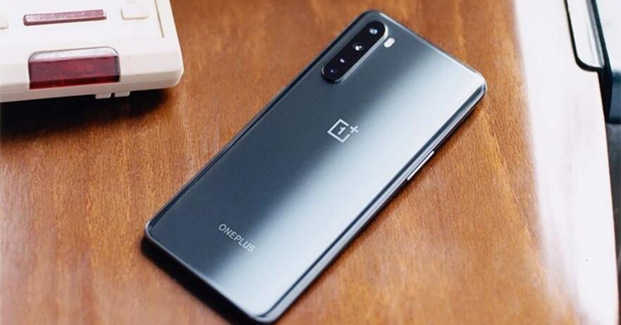 OnePlus Nord in Onyx Grey color's price and specs via Revu Philippines