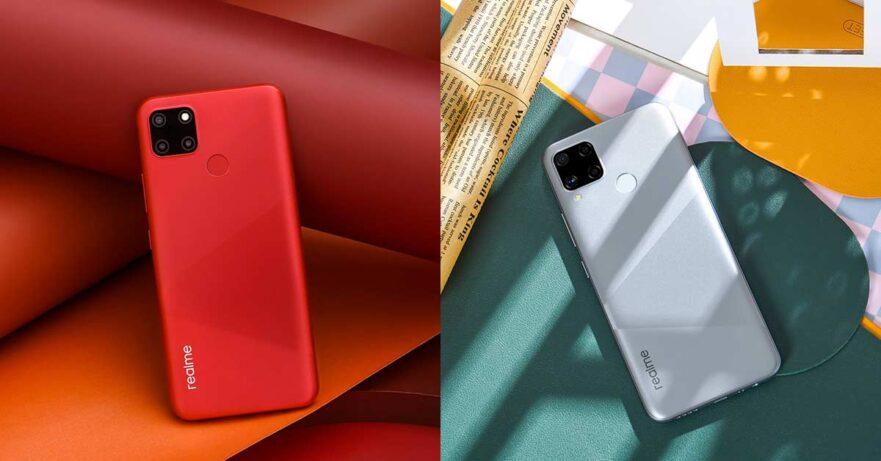 Realme C12 vs Realme C15: Specs and price comparison by Revu Philippines