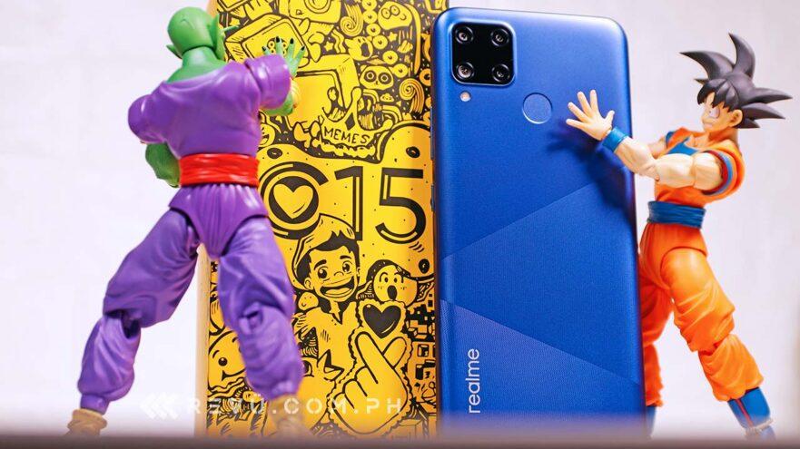 Realme C15 review, price, and specs via Revu Philippines