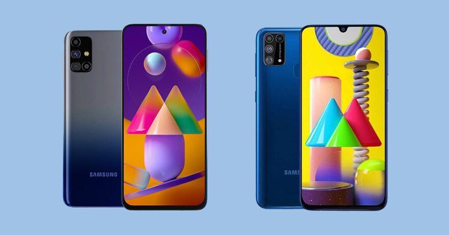 Samsung Galaxy M31s vs Samsung Galaxy M31: price, specs, and design comparison by Revu Philippines