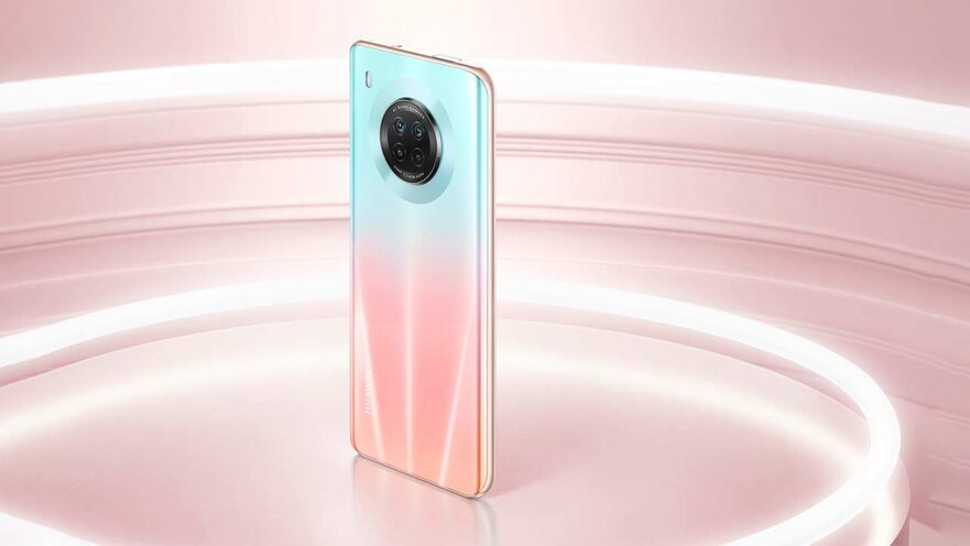 Huawei Y9a price and specs via Revu Philippines