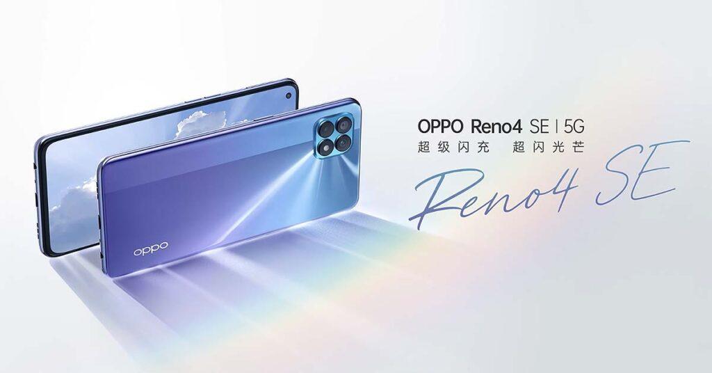 OPPO Reno 4 SE 5G price and specs via Revu Philippines