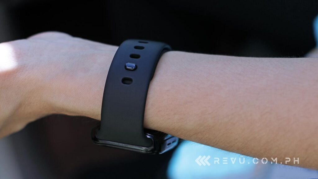 OPPO Watch review, price, and specs via Revu Philippines