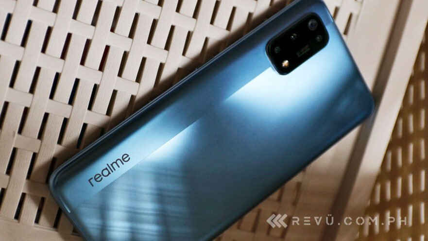 Realme 7 Pro review, price, and specs via Revu Philippines