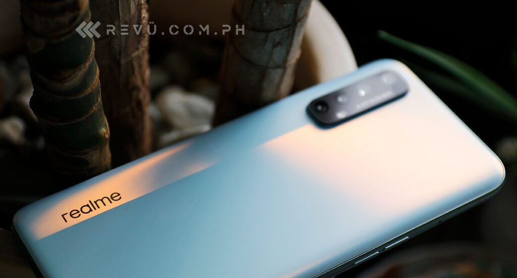 Realme 7 review, price, and specs via Revu Philippines