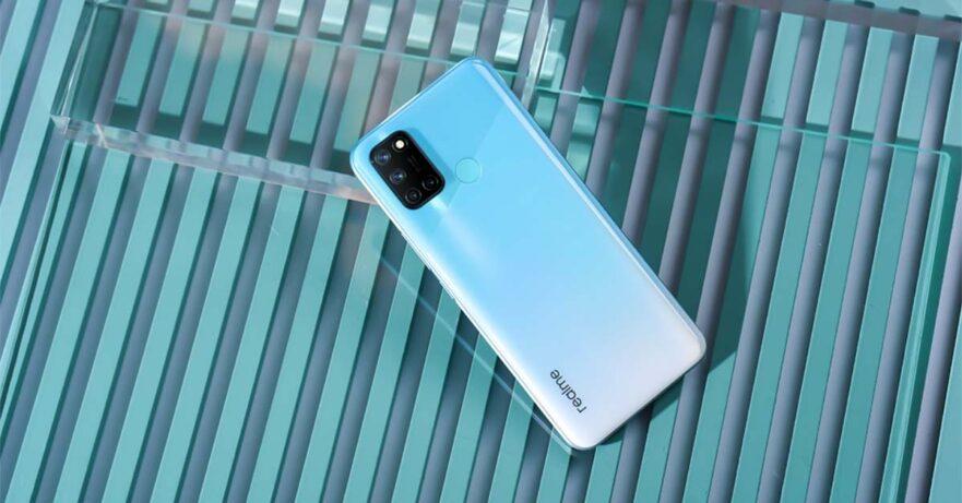 Realme 7i price, specs, and availability via Revu Philippines