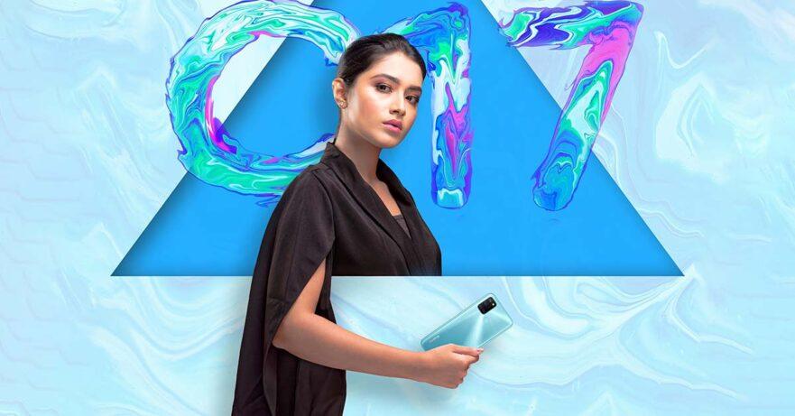 Realme C17 launch date teaser via Revu Philippines
