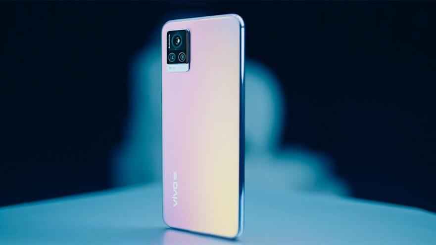Vivo V20 Pro 5G price and specs via Revu Philippines