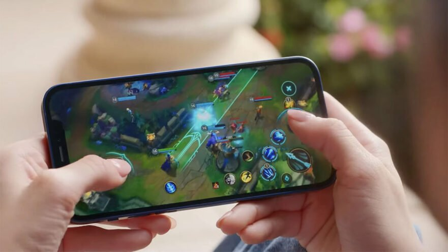 League of Legends Wild Rift on the Apple iPhone 12 via Revu Philippines