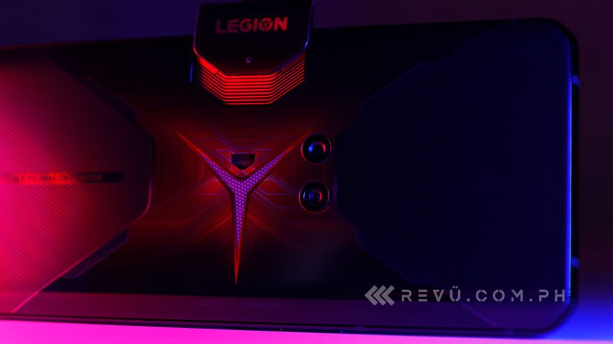 Lenovo Legion Phone Duel gaming phone price and specs via Revu Philipines