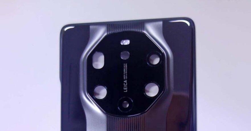 Porsche Design Huawei Mate 40 RS design, price, and specs leak via Revu Philippines