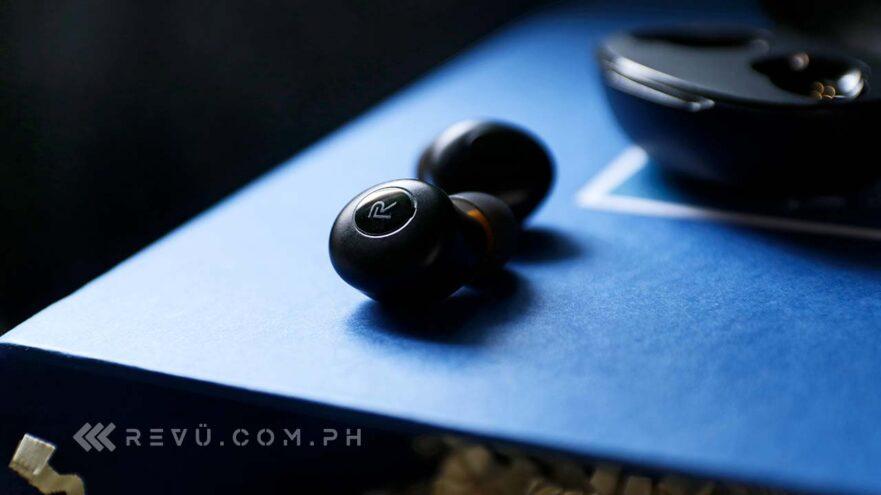 Realme Buds Q review, price, and specs via Revu Philippines
