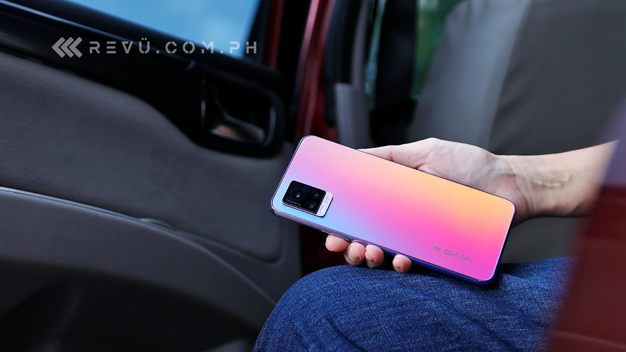 Vivo V20 Pro 5G phone coming to Smart Postpaid - Revü
