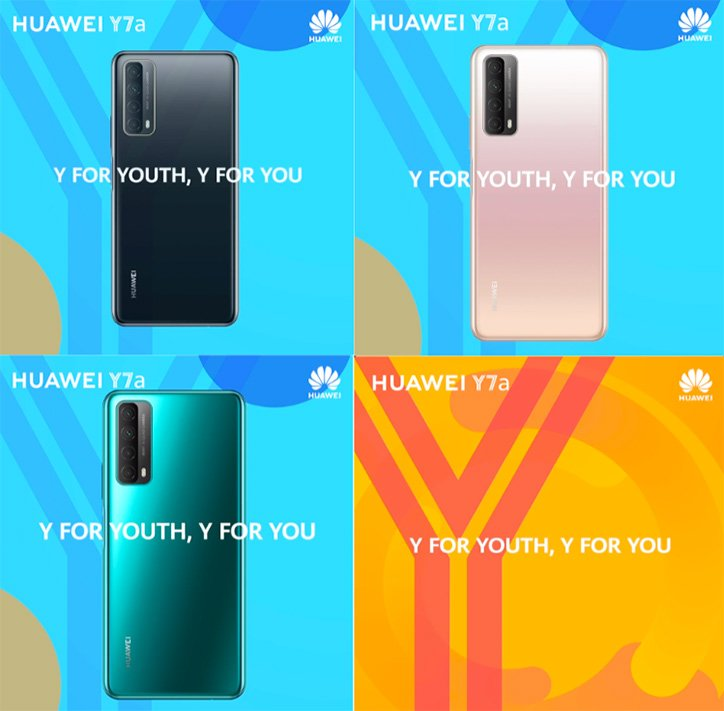 Huawei's Y for Youth Y for You new brand philosophy for the Y series via Revu Philippines