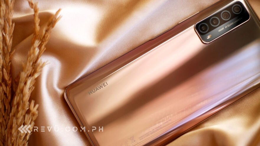 Huawei Y7a top features review, price, and specs via Revu Philippines