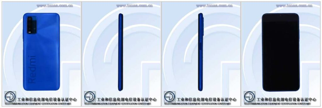 Likely Redmi Note 10 specs and images on TENAA via Revu Philippines