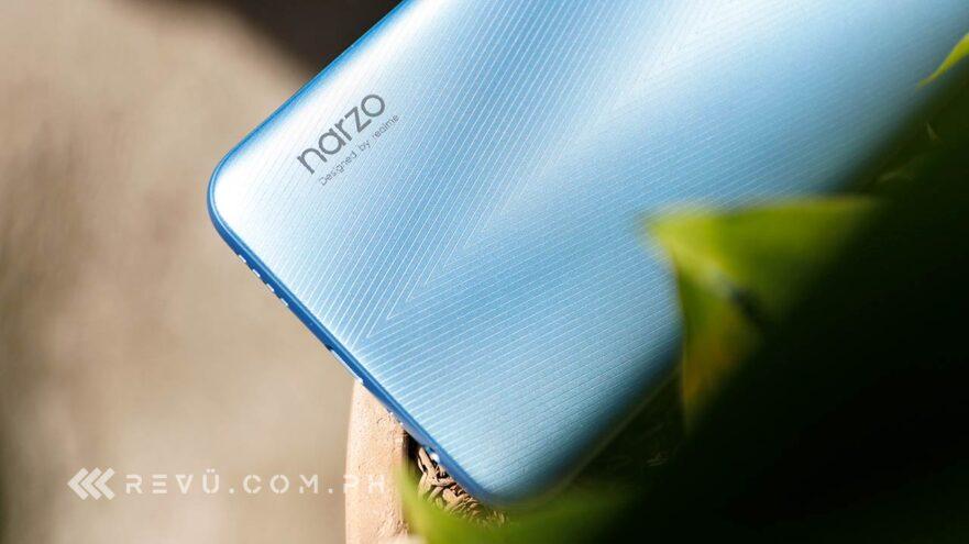 Realme Narzo 20 price and specs via Revu Philippines