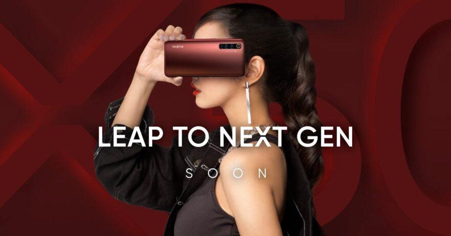 Realme X50 Pro 5G Philippine launch teaser with Alodia Gosiengfiao via Revu Philippines