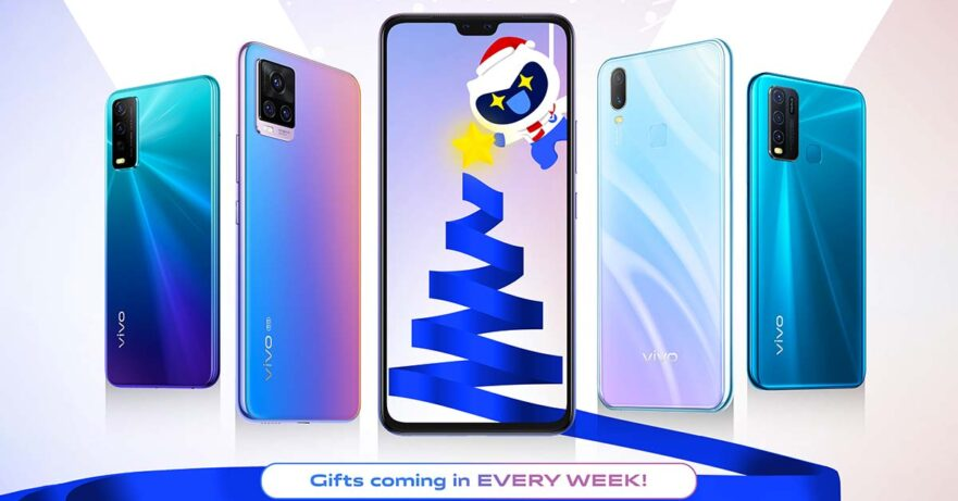 Vivo Sealed with a Wish promo giveaway details via Revu Philippines