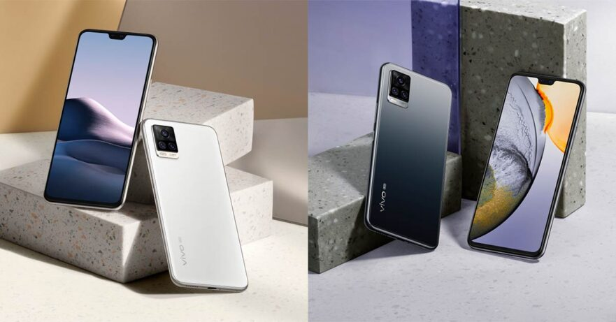 Vivo V20 and Vivo V20 Pro price and specs via Revu Philippines