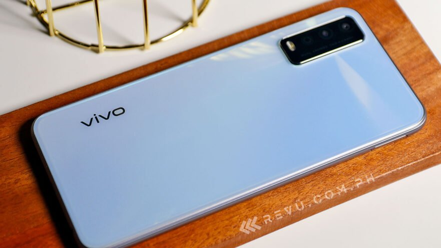 Vivo Y20i price and specs via Revu Philippines