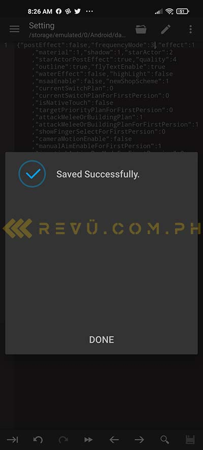 How to get 120 fps in LoL or League of Legends: Wild Rift by Revu Philippines: Step 6