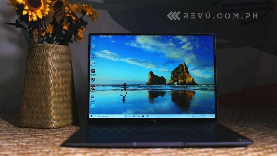 Huawei MateBook 14 long-term review-like feature, price, specs, and Christmas promo via Revu Philippines