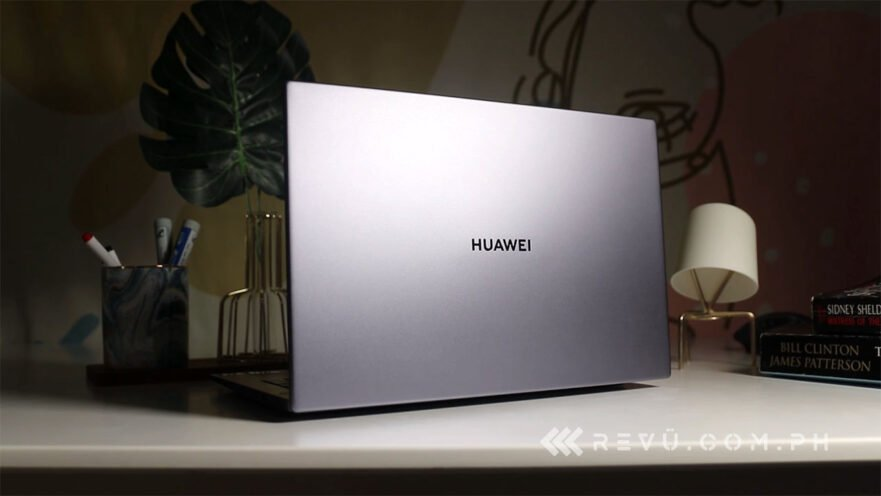 Huawei MateBook D 14 long-term review-like feature, price, specs, and Christmas promo via Revu Philippines
