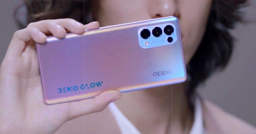 OPPO Reno 5 Pro 5G price and specs via Revu Philippines