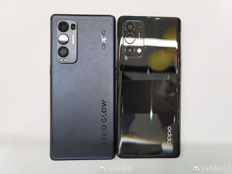 OPPO Reno 5 Pro Plus picture of actual unit leaked via Revu Philippines
