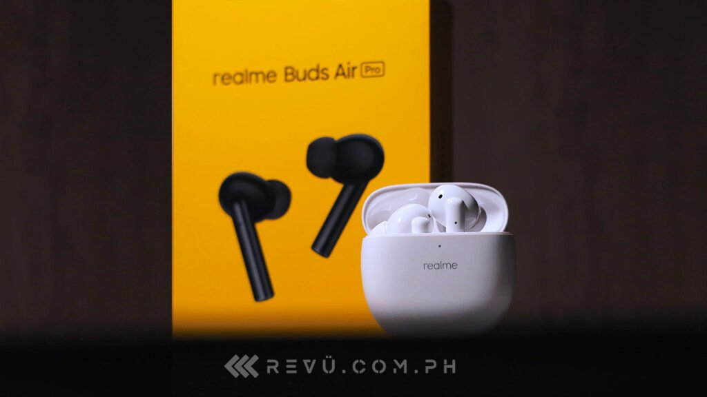 Realme Buds Air Pro review, price, and specs via Revu Philippines