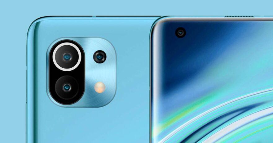 Xiaomi Mi 11 image render by Ben Geskin via Revu Philippines