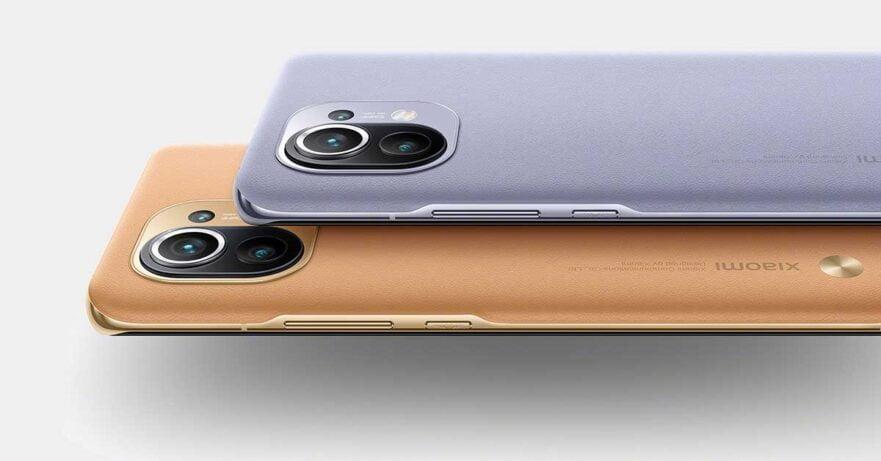 Xiaomi Mi 11 series price and specs via Revu Philippines