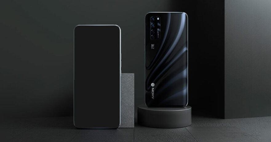 ZTE Axon 20 5G price and specs via Revu Philippines