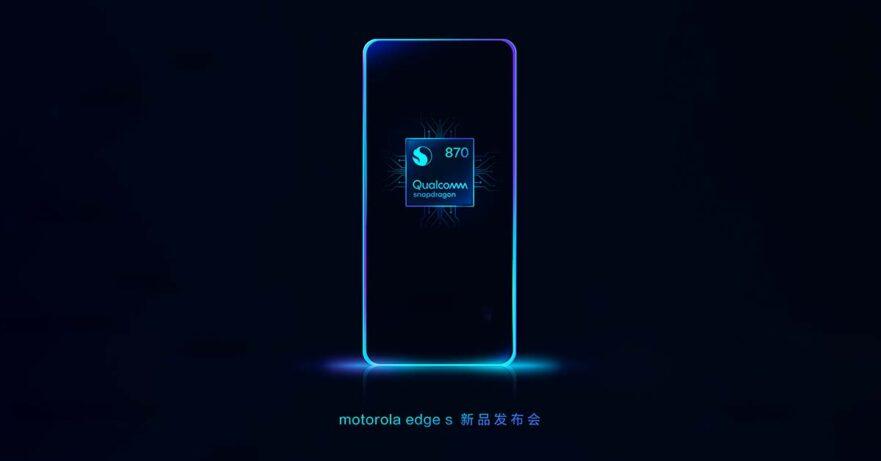 Motorola Edge S launch teaser via Revu Philippines