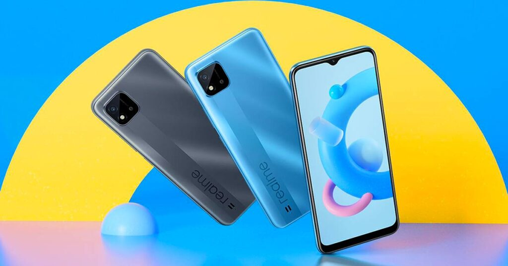 Realme C20 goes official with close to $100 price tag - revü