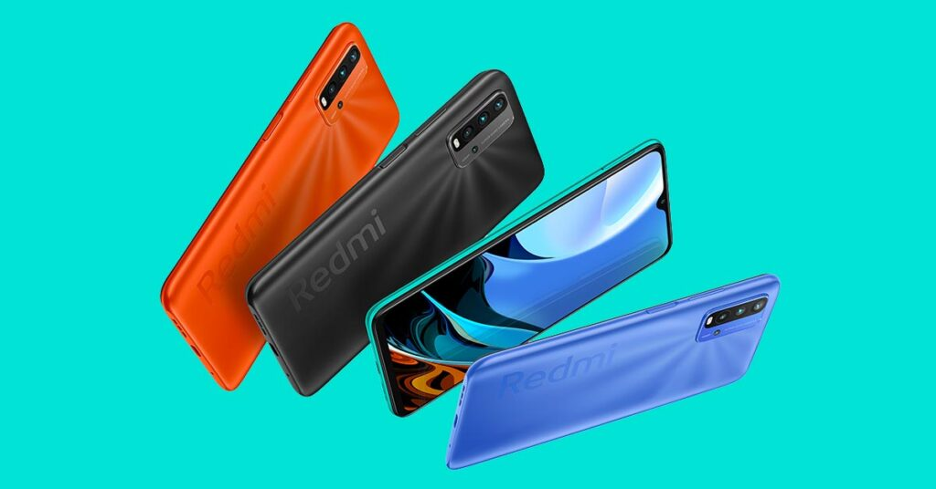Redmi 9T price and specs via Revu Philippines