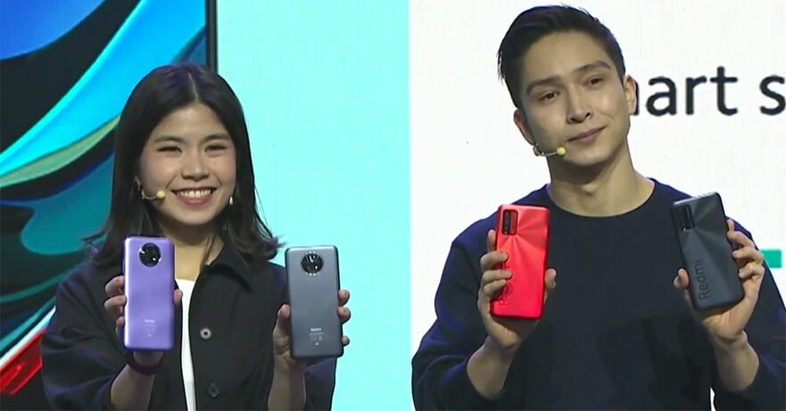 Redmi Note 9T 5G and Redmi 9T price specs via Revu Philippines
