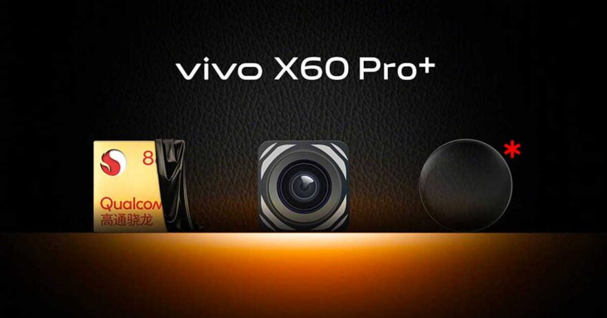 Vivo X60 Pro Plus launch teaser via Revu Philippines