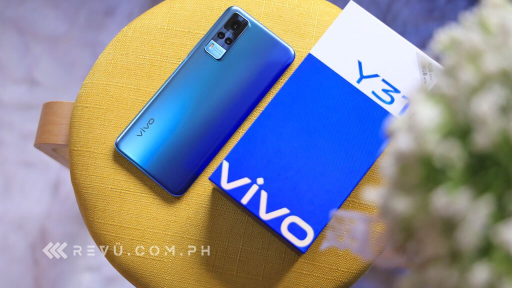Vivo Y31 unboxing, first impressions, price, and specs via Revu Philippines